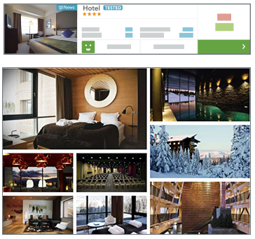 a complete trivago hotel profil has rates, reputation and accurate content
