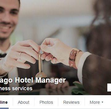 trivago Hotel Manager utilise le bouton CTA facebook pour gagner des souscription