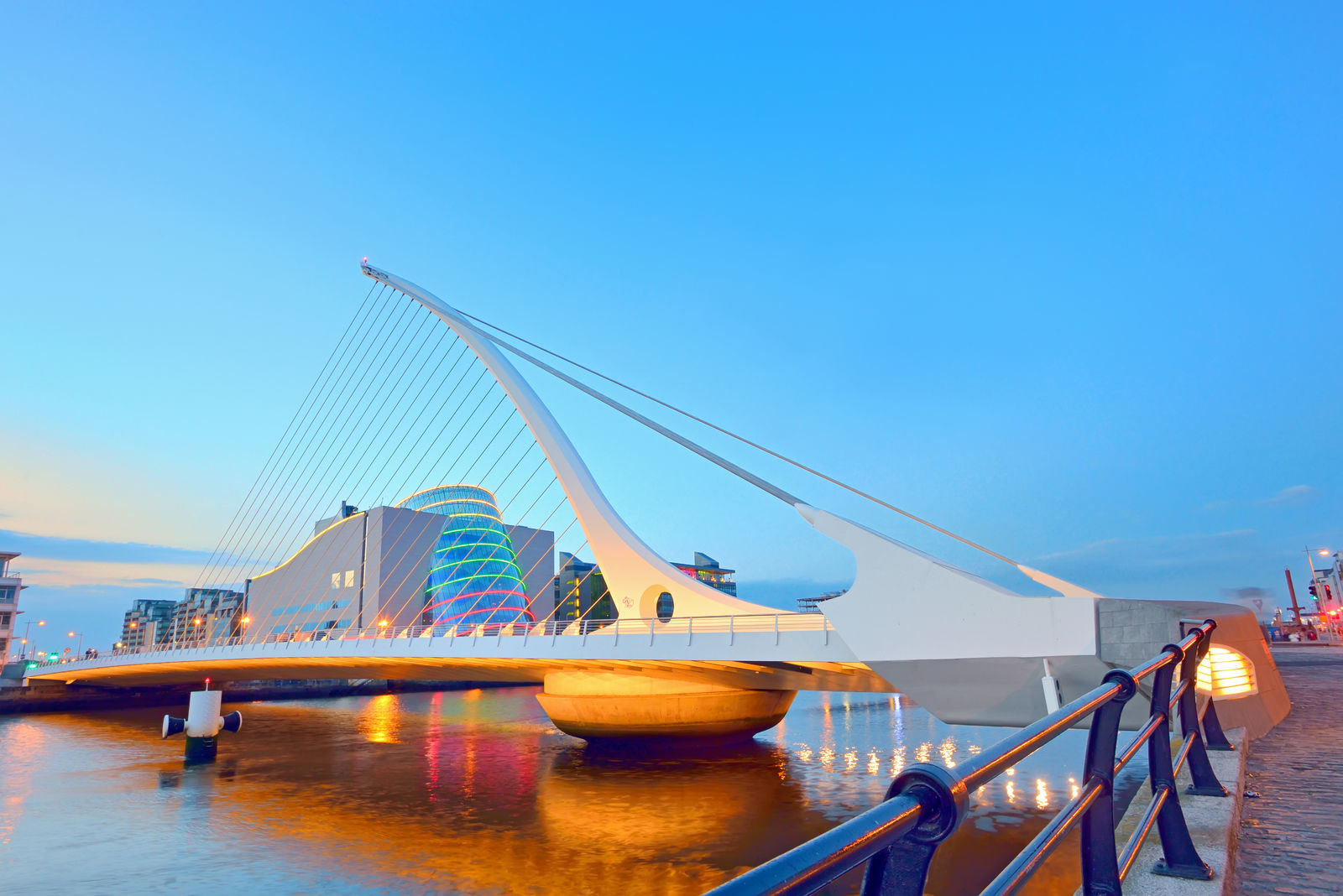 Dublin cityscape where Phocuswright Europe will be held