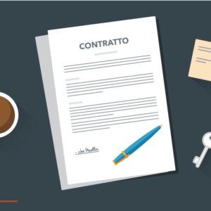 Un contratto tra un wholesaler e un albergatore