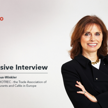 Exclusive Interview message about the President of HOTREC
