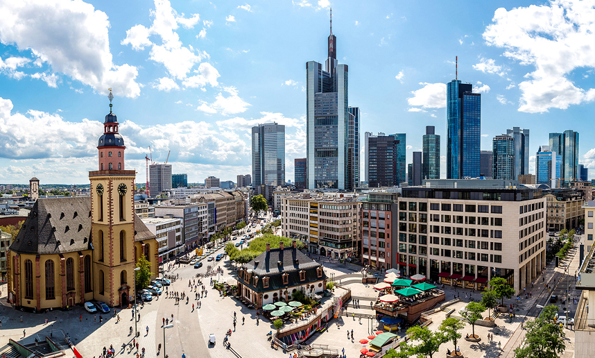 Frankfurt City Centre will play host to the Pricing & Distribution Day 2016