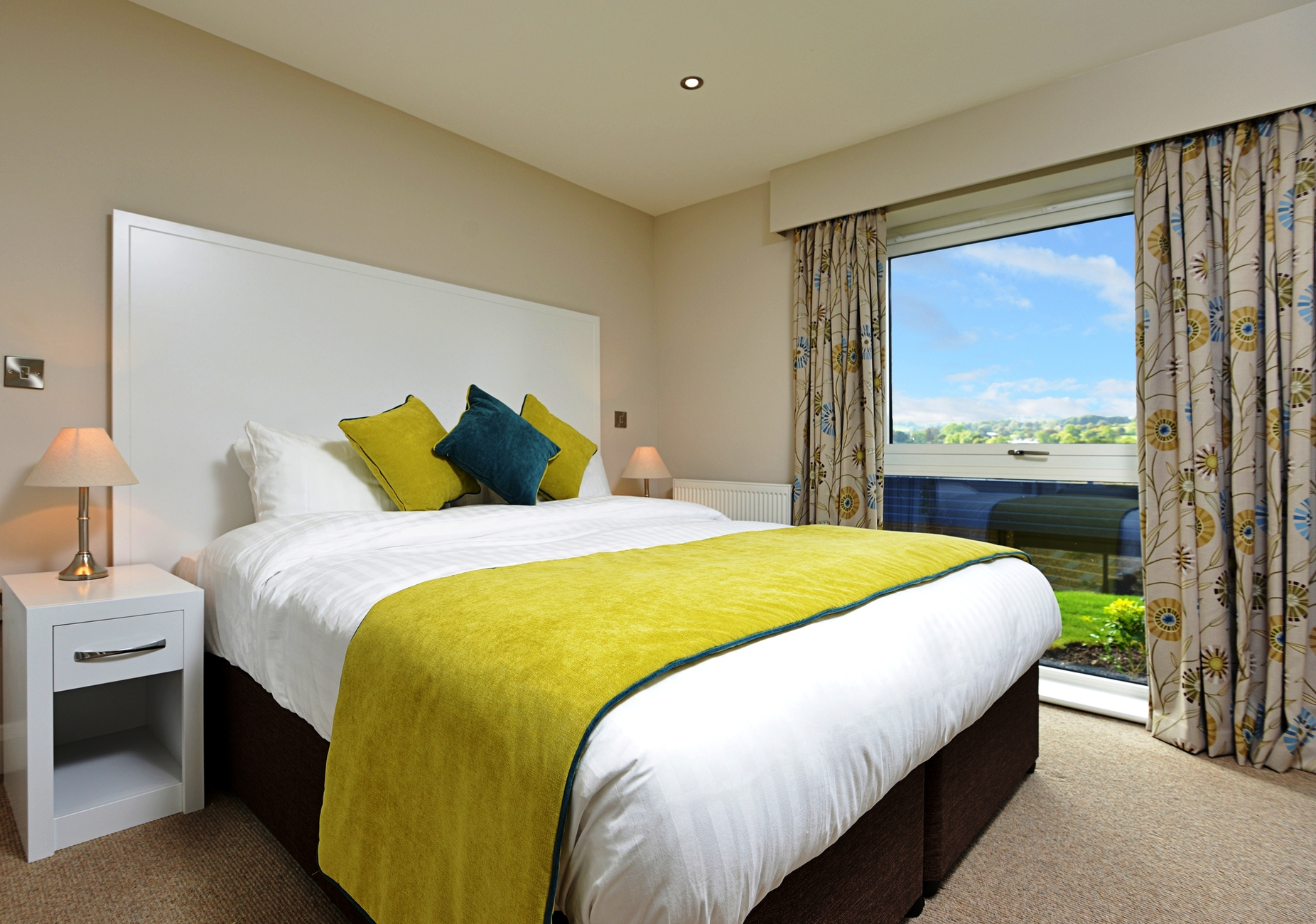 A room at The View At The Whitehorse