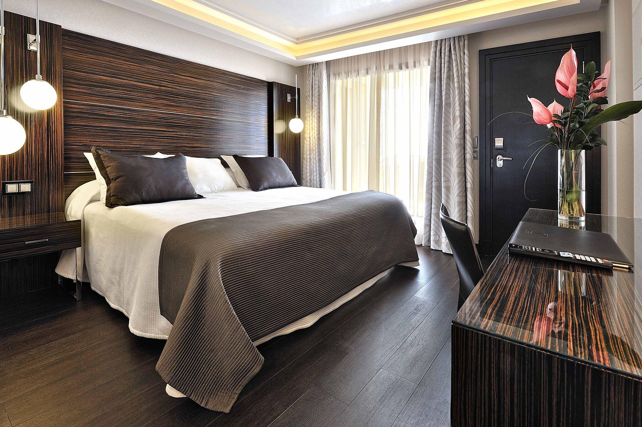 Hotel Vincci Aleysa habitación