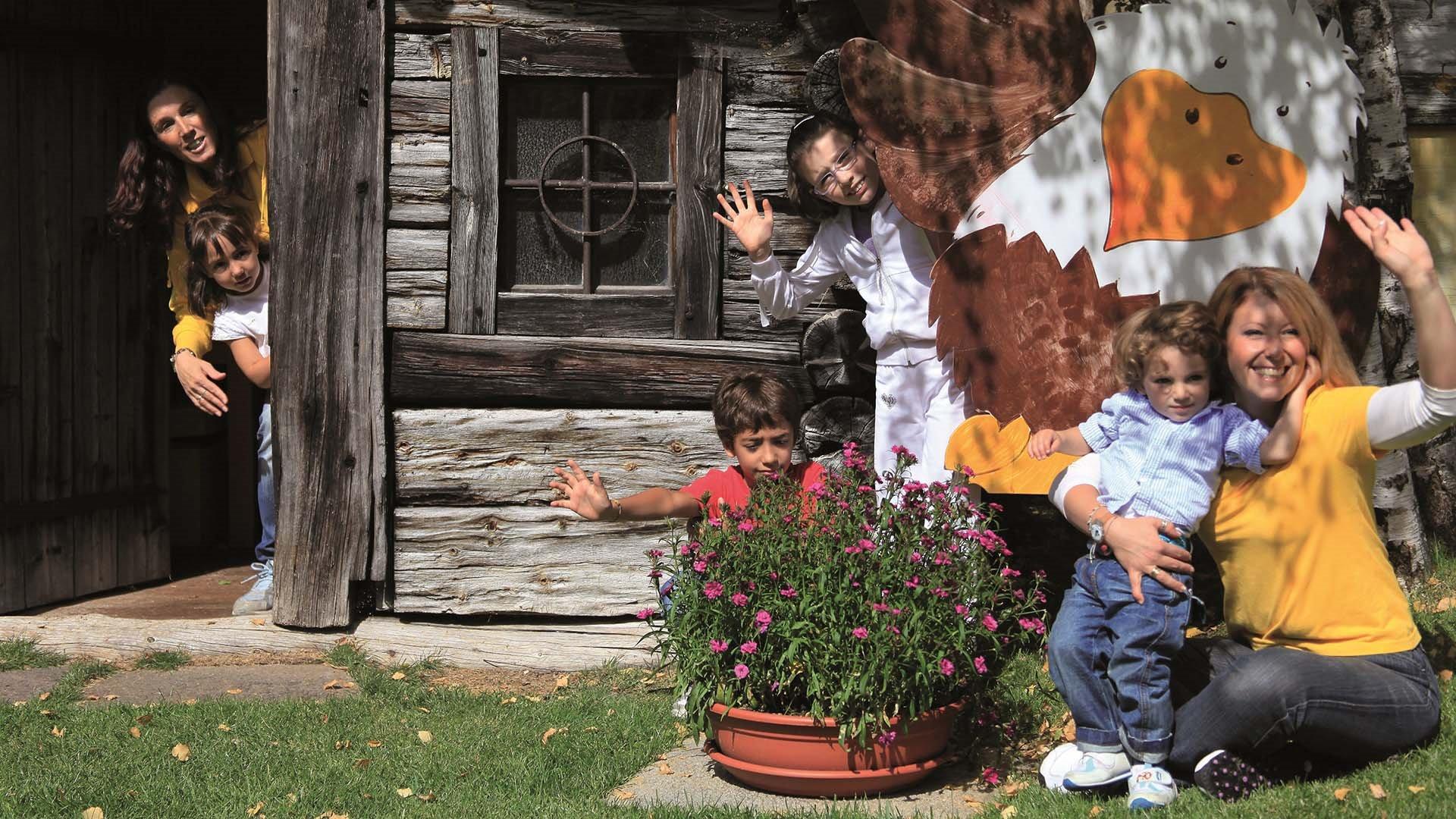 Clienti soddisfatti all'Adler Dolomiti di Ortisei