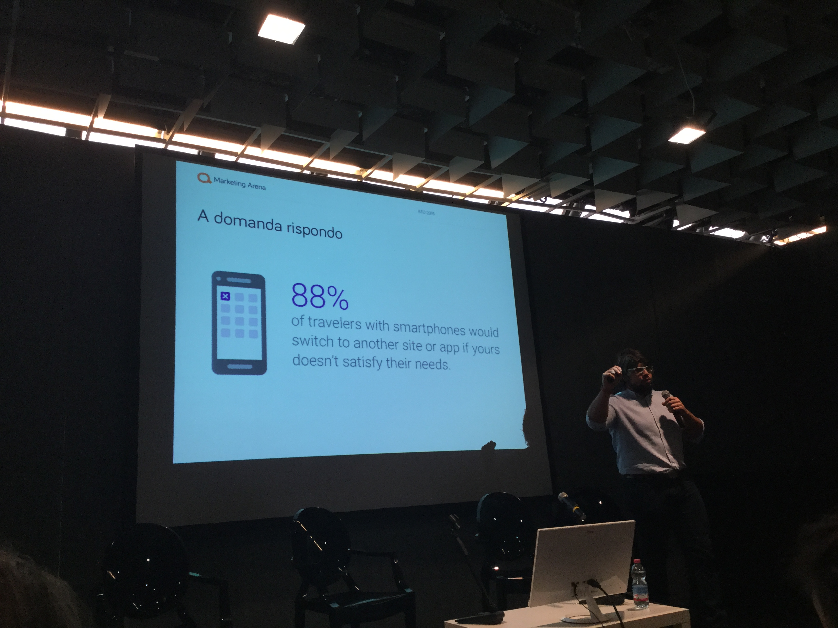 Il mobile è importante per un sito hotel