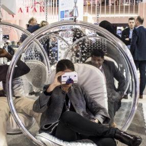Realidade virtual, uma experiência na World Travel Market