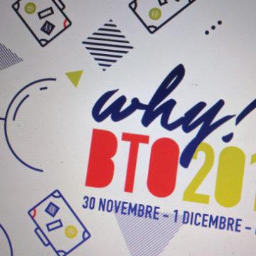 BTO 2016 a Firenze