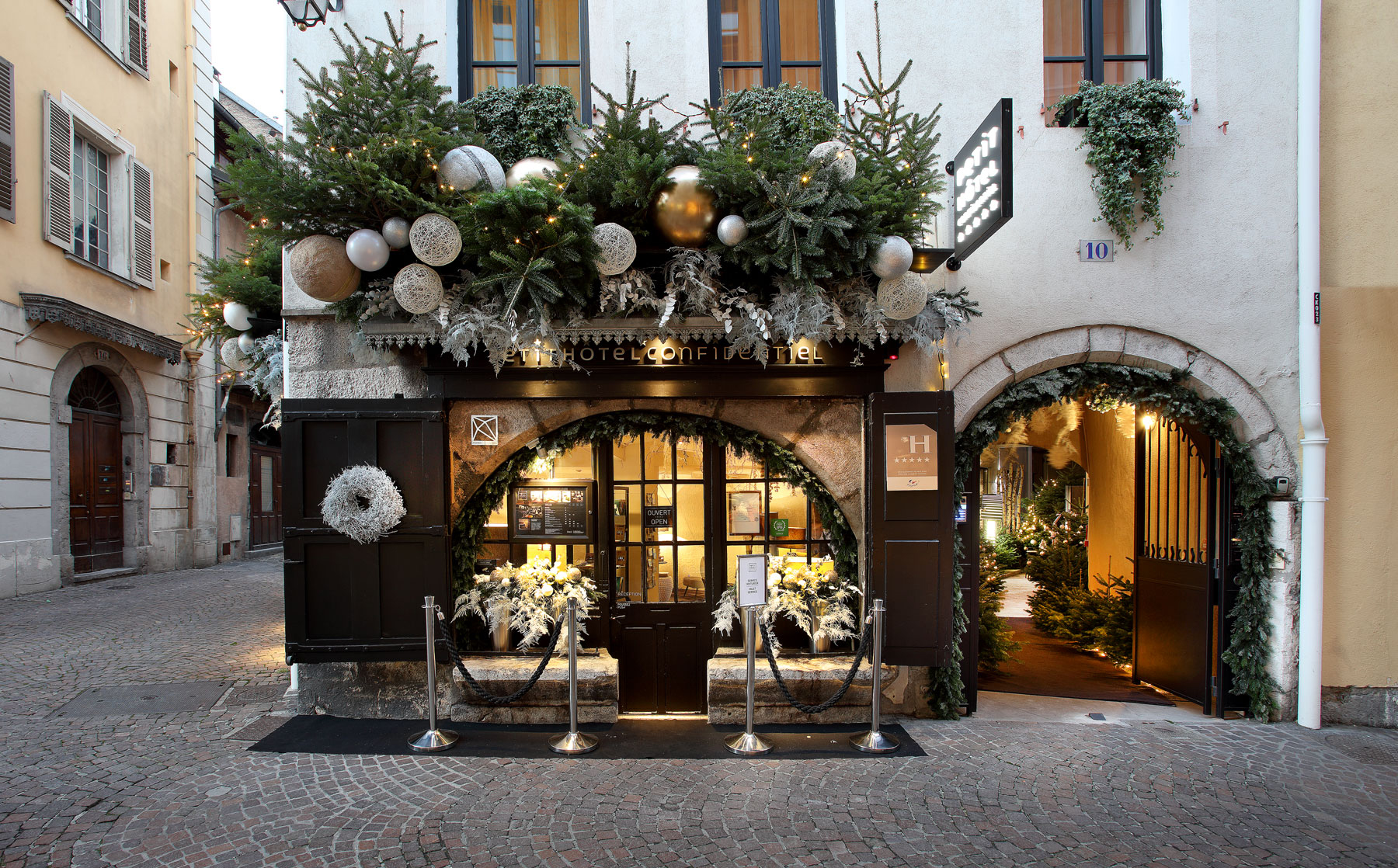 Le Petit Hôtel Confidentiel est le gagnant des trivago Awards pour la catégorie 5 étoiles en France