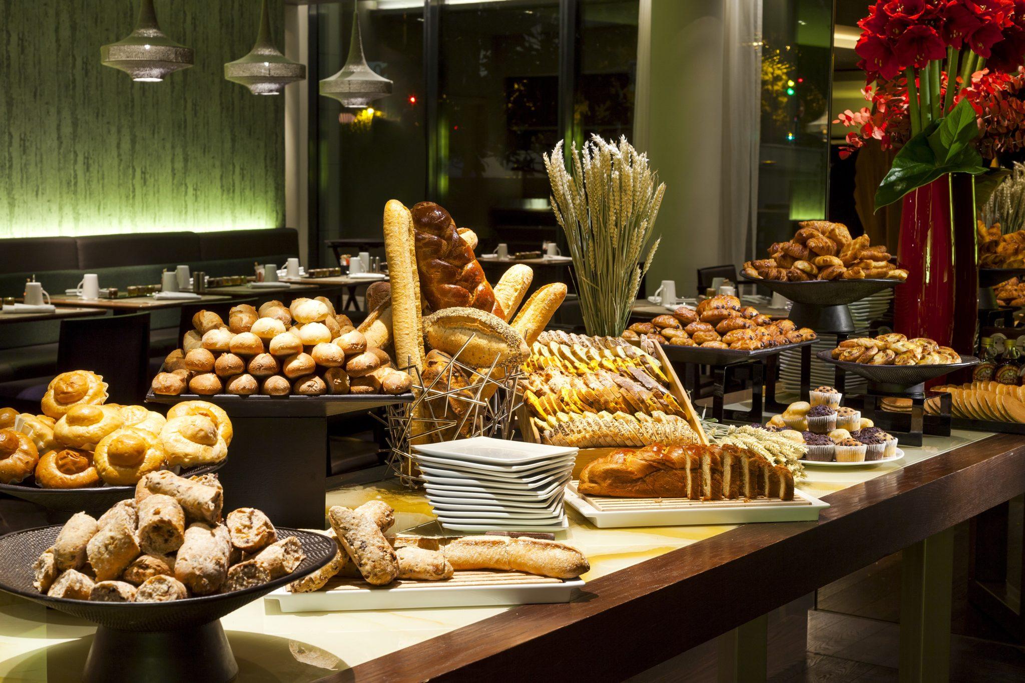 Le petit-déjeuner au Pullman Paris Bercy Centre