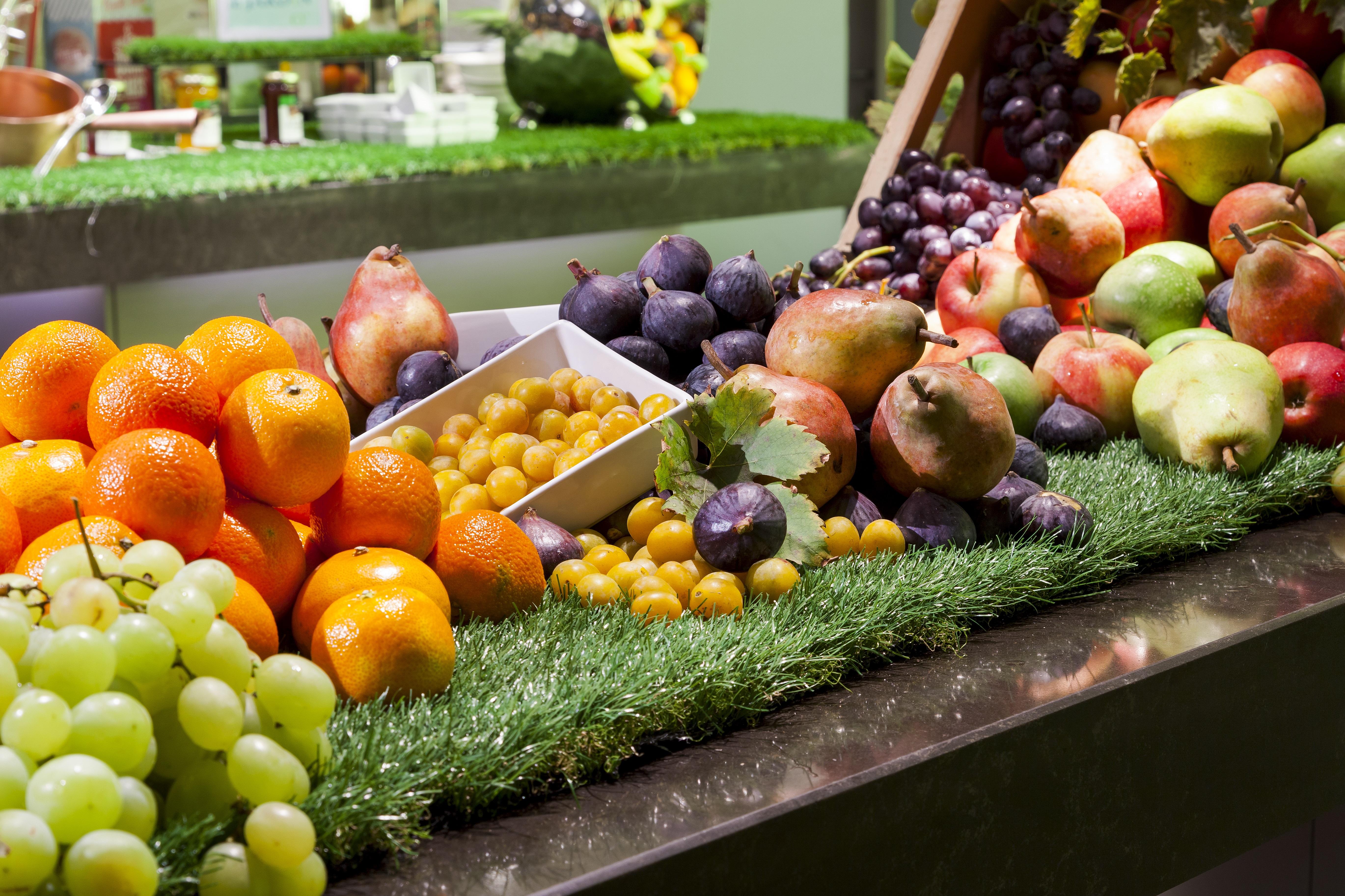 Des fruits frais délicieux pour toutes les saisons