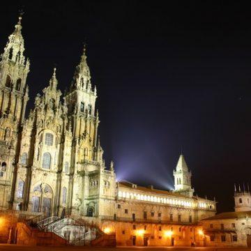 Ciudad Santiago de Compostela