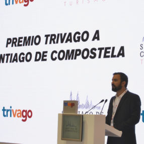 Entrega premios Santiago Awards