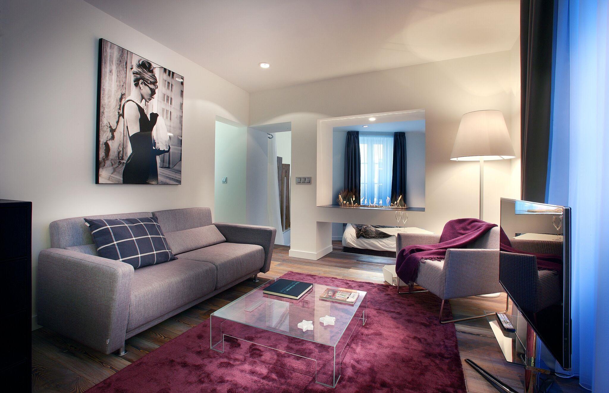Le petit Hotel Confidentiel et sa suite cosy