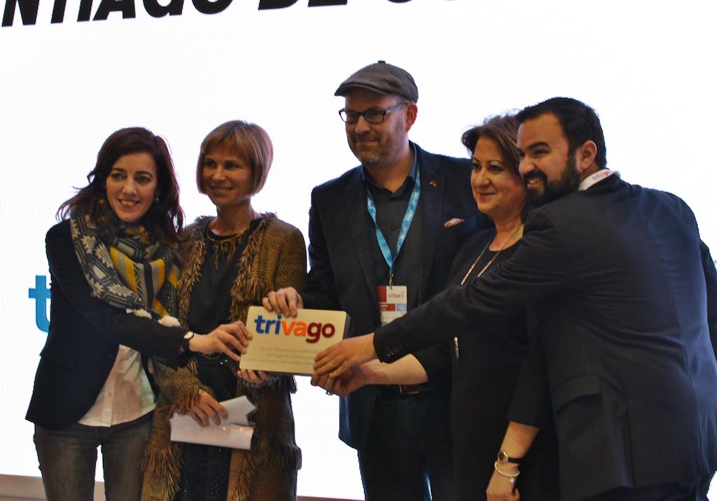 Santiago de Compostela premio