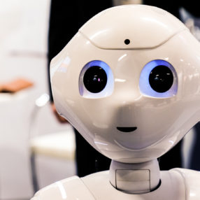 robot inteligente pepper