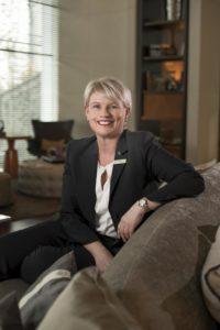 Diana Borchard, Directora Hotel Renaissance