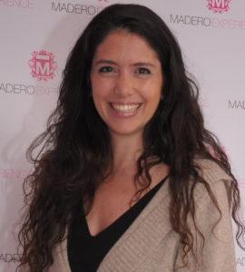 Natalia Schargorodsky, Directora del Hotel Madero