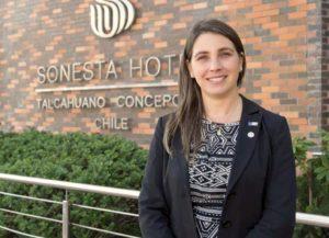 Pilar Varela, Directora Sonesta