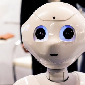 Pepper, der humanoide Roboter von SoftBank