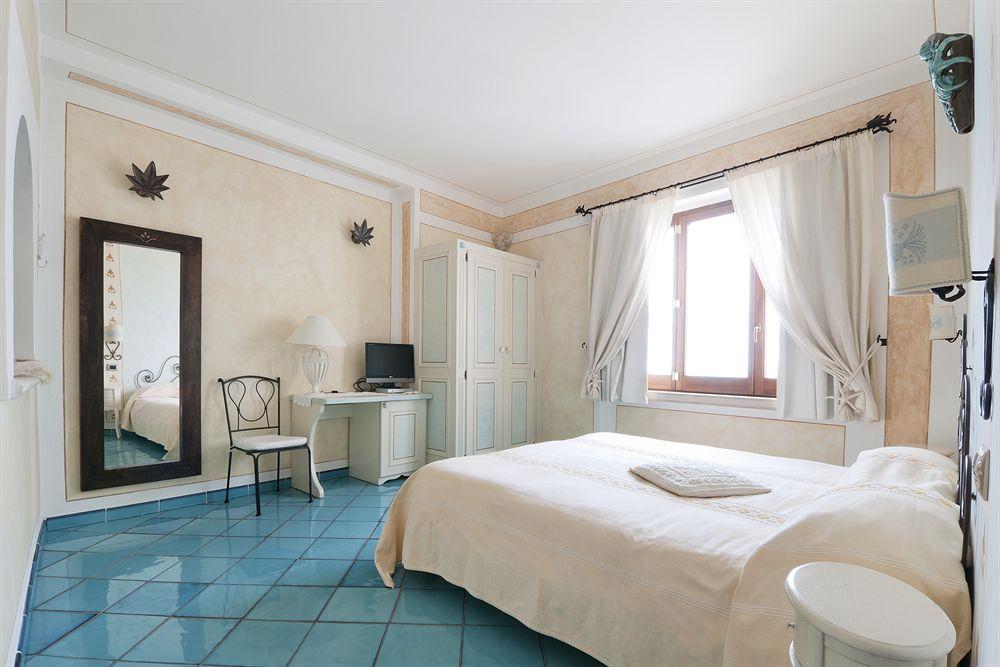 Una camera della Residenza Sveva