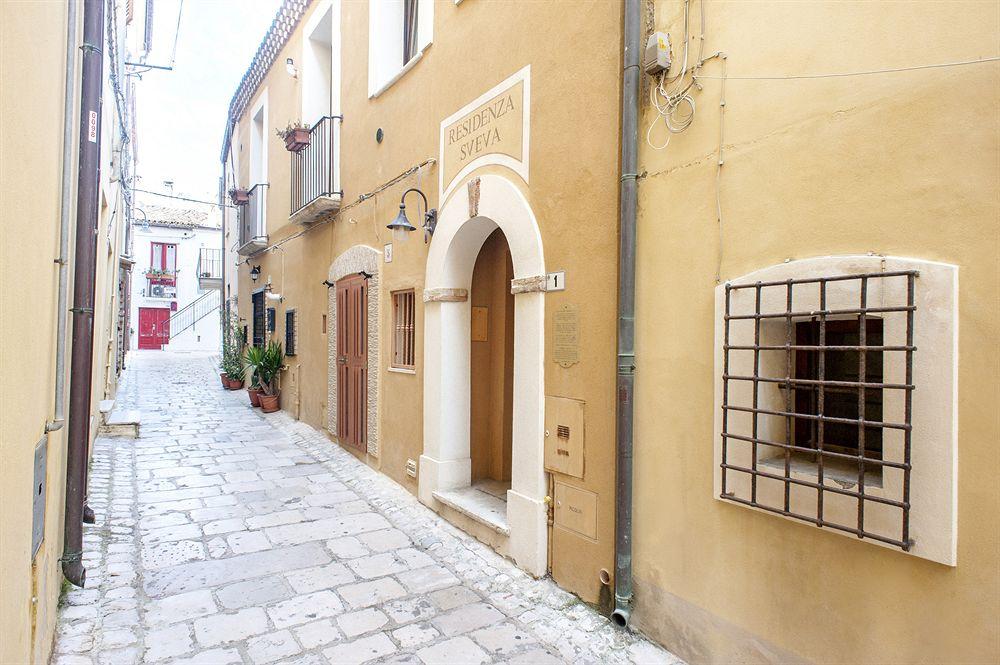 Le strade del borgo di Termoli