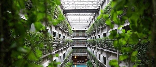 a green hotel