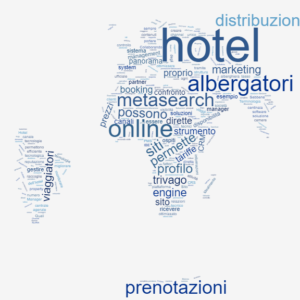 Glossario: tecnologia hotel e panorama della distribuzione online
