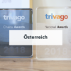 Österreich: Die Preise des trivago Awards 2018