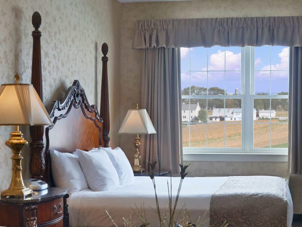 A suite at Amish View Inn & Suites in Bird in Hand