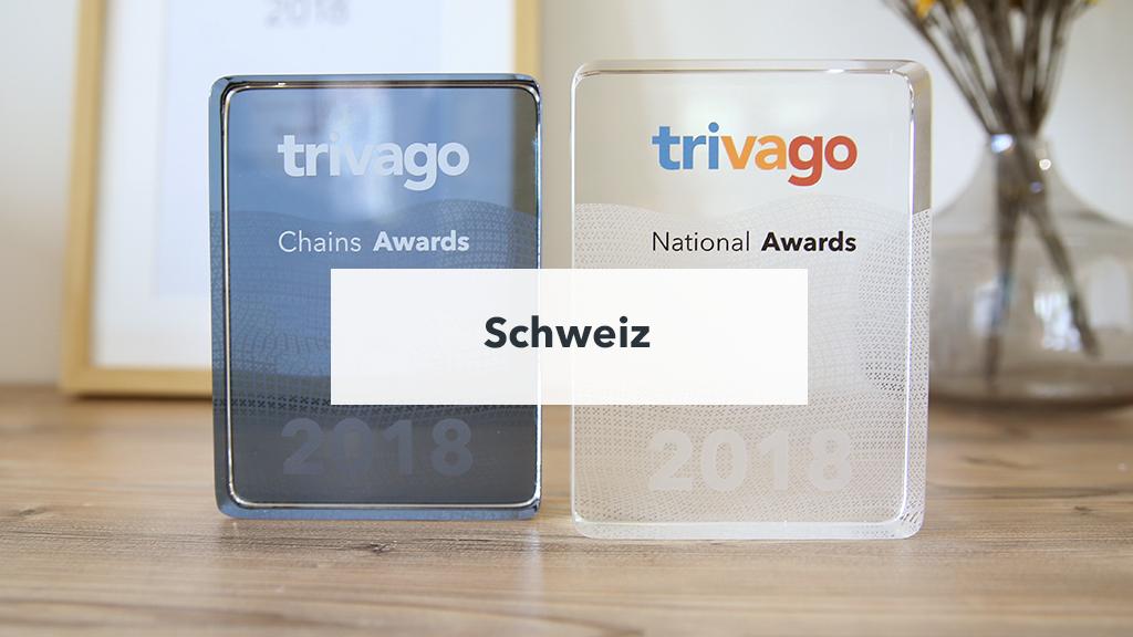Die Preise des trivago Awards 2018