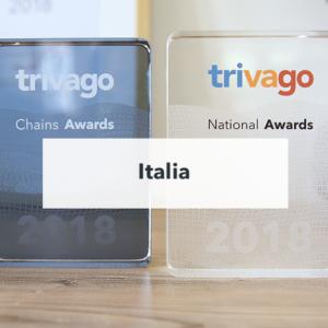 trivago Awards 2018 Italia