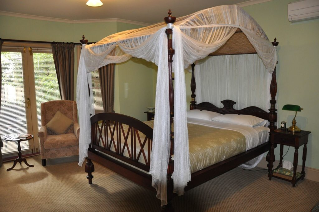 Hotel room of Lurline House in Katoomba in Australia