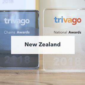 image showing trivago Awards 2018 trophy