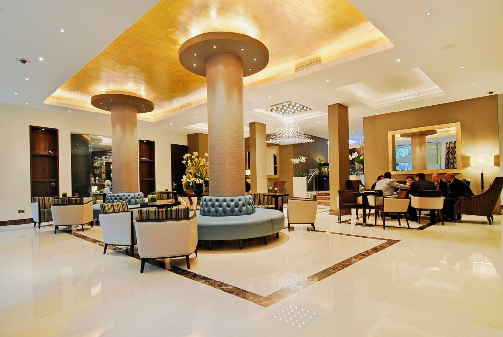 image showing lobby in The Montcalm London Marble Arch