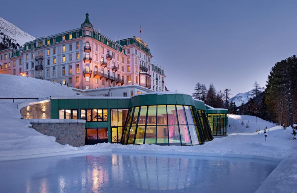 Gewinnerhotel Grand Hotel Kronenhof Pontresin.