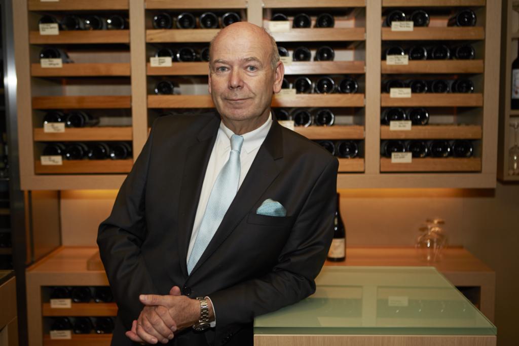 Bild Herr Kauschke (General Manager)