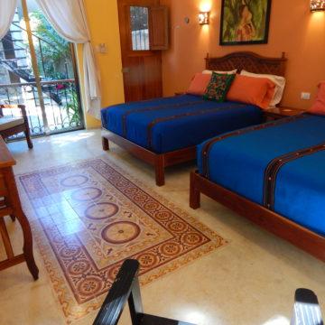 Habitación Casa del Maya