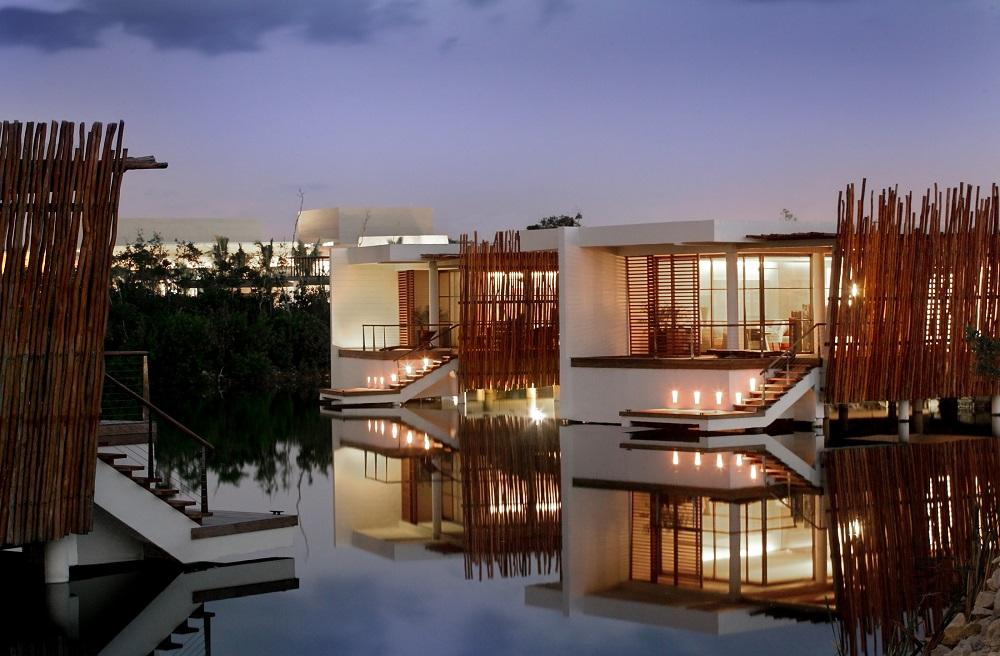 Rosewood Mayakoba suites