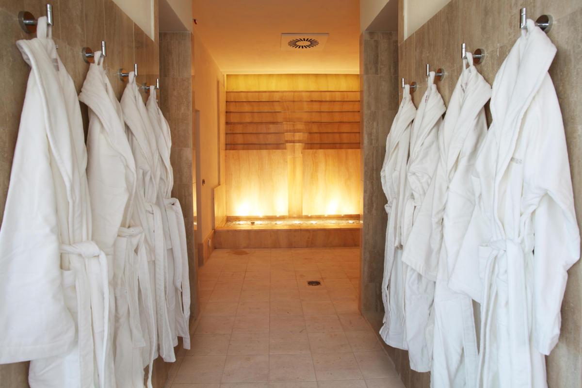 Il Grand Milan di Saronno offre un rilassante wellness center