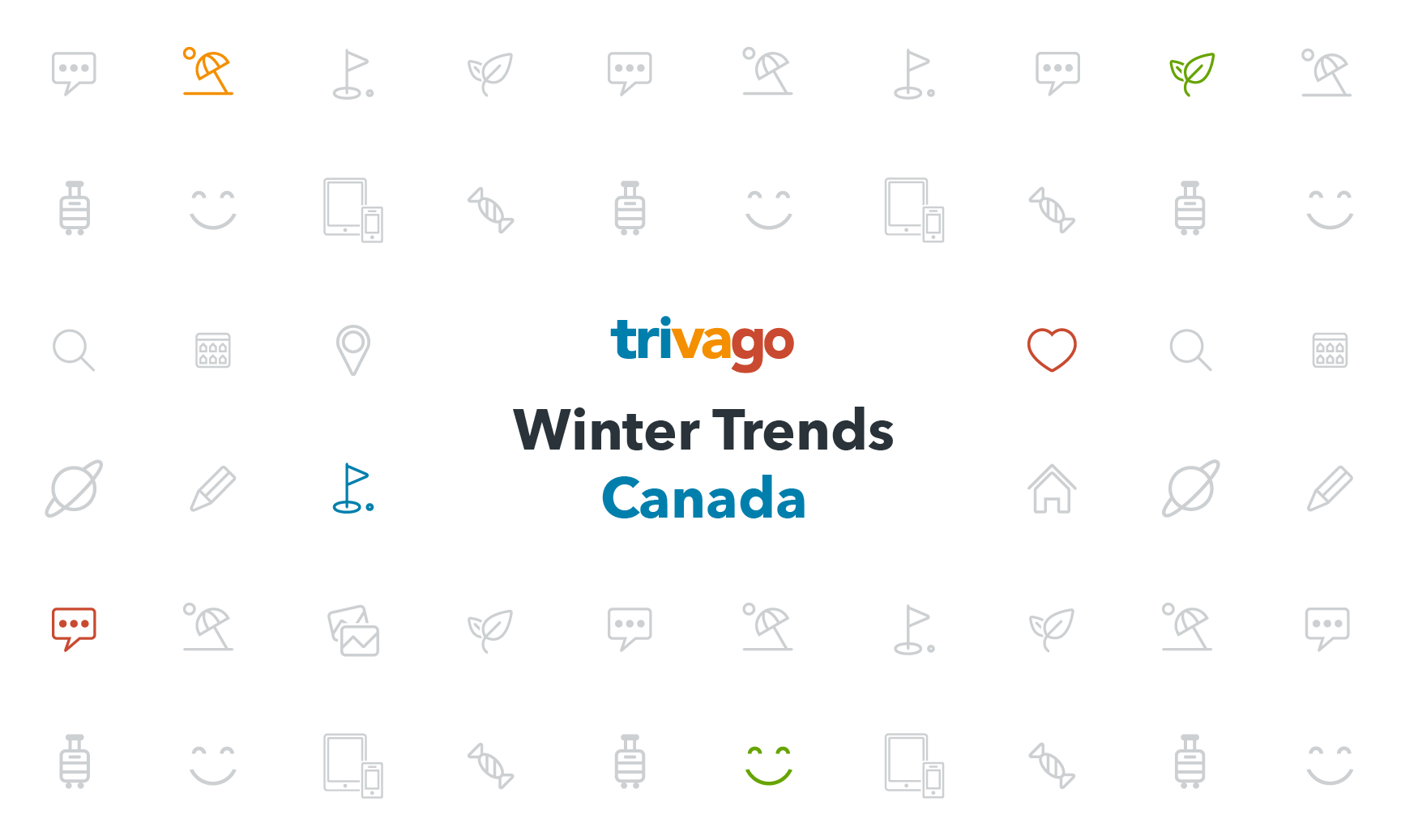 trivago releases Winter Trends for Canada