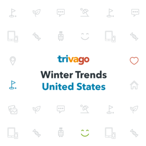 trivago releases Winter Travel Trends for the US